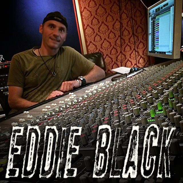 DJ/Music Producer Eddie Black